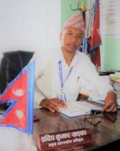श्री प्रदिप कुमार खड्का